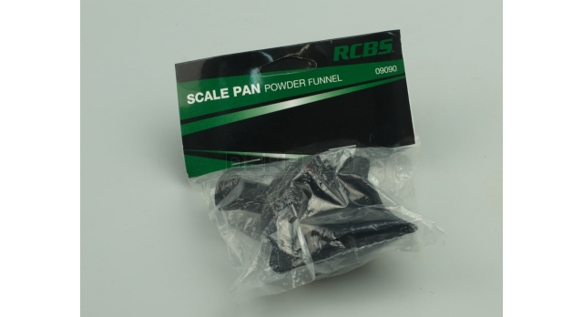 Воронка для пороха RCBS / Scale Pan Powder Funnel с чашкой [мт-422]