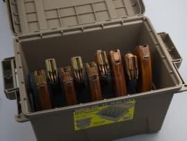 1911 Кейс для магазинов АК пластиковый MTM AK-47 Mag Can