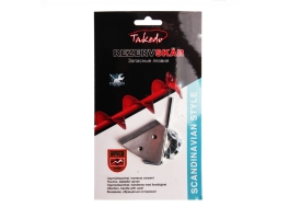 Ножи для ледобура Mora d110 сферические Takedo