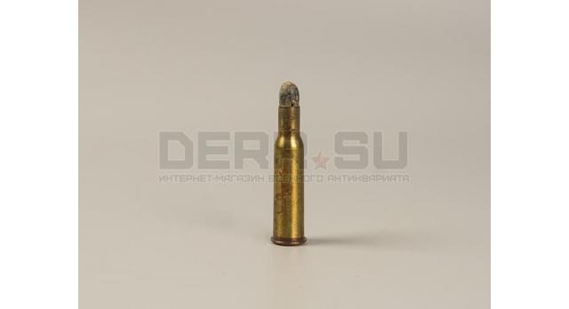 Учебный патрон 7.62х54-мм [мт-289] латунный макет с пулей Тарасова
