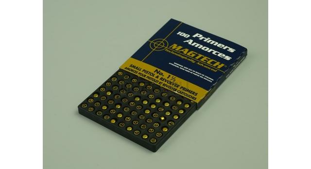 Капсюль Боксера [сиг-17] MagTech пистолетный 4.4-мм