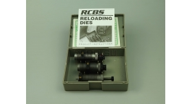 Матрицы RCBS для релоадинга револьверных и пистолетных патронов [мт-441]