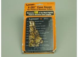 Линейка для измерения калибра патронов Lyman E-zee Case Gauge