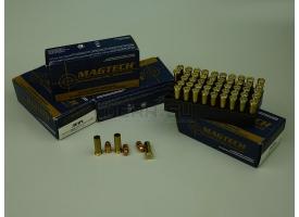 Комплект 9.1х29-мм (.38 Spec) пуля с капсюлированной гильзой