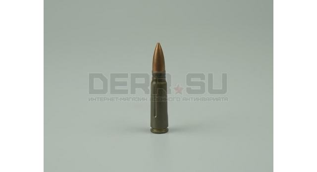 Учебный патрон 7.62х39-мм [мт-70] Чехословакия 1962 год