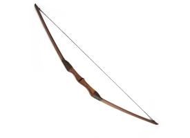 """Лук деревянный, подростковый """"Спортивный"""", коричневый, массив ясеня, 120 см 1"""