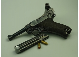 Макет массогабаритный пистолета Люгер Парабеллум Р-08