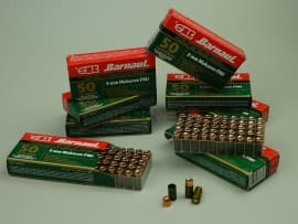 2126 Комплект 9х18-мм (для ПМ) пуля с капсюлированной гильзой