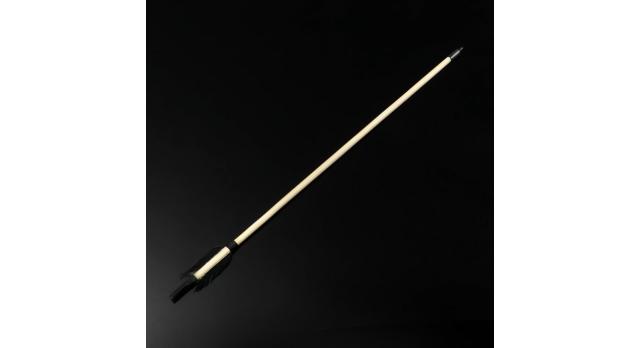 """Лук деревянный, взрослый """"Фигурный"""", черный, массив ясеня, 120 см 5"""