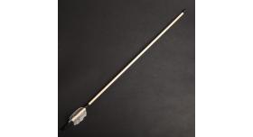 """Лук деревянный взрослый """"Традиционный"""", коричневый, массив ясеня, 170 см 5"""