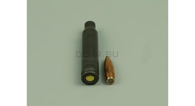 Комплект 5.56х45-мм (.223 Rem) пуля с капсюлированной гильзой / Новый оболоченная пуля со стальной гильзой [мт-443]