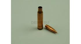 Комплект 7.62x51-мм (.308 win) пуля с капсюлированной гильзой / [мт-447]