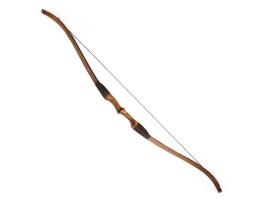 """Лук деревянный, взрослый """"Фигурный"""", коричневый, массив ясеня, 170 см 1"""