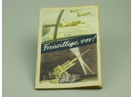 Книга «Freiwillige vor!»