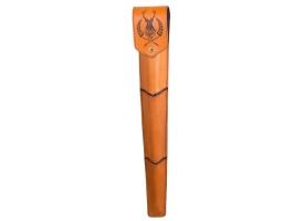 Шампура 6 шт. в колчане из натуральной кожи «Охота на оленя» 1