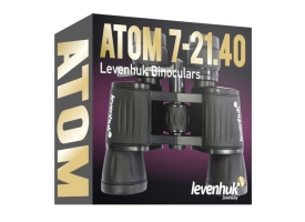 Бинокль Levenhuk Atom 7–21x40 1