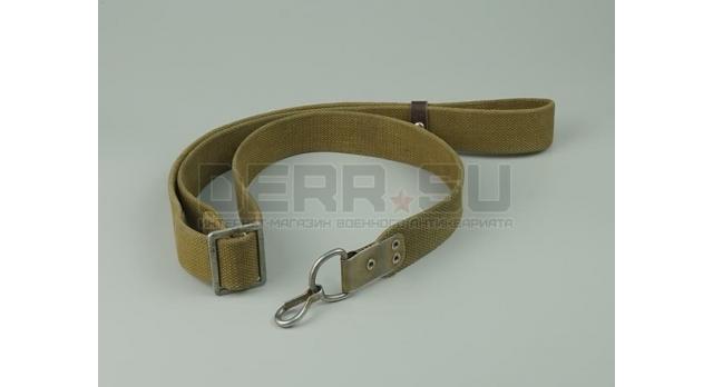 Плечевой ремень для АК / Ткань военный 1 карабин Б/У [сн-50]