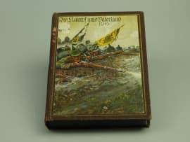 2540 Книга «Jm kampf ums Vaterlan»