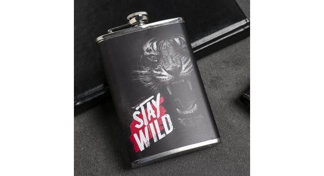 """Фляжка """"Stay wild"""", 270 мл 1"""