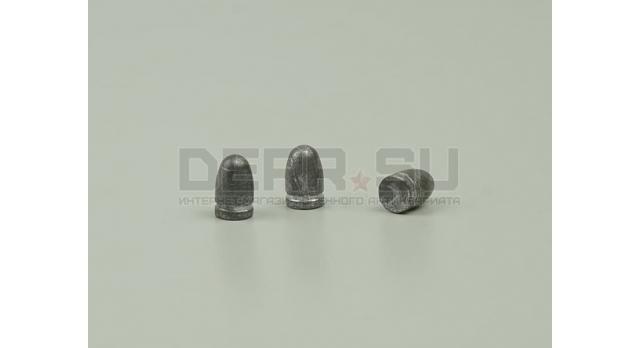 Пули 9х19-мм (Люгер, парабеллум) [пул-16] Новые свинцовые оживальные
