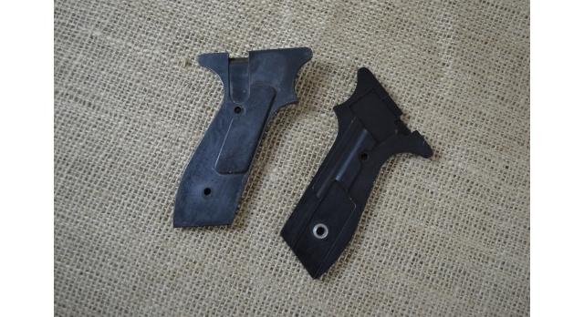 Накладки для спортивного пистолета Марголина/Оригинал бакелит [мро-4]