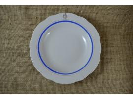 27069 Тарелка для первых блюд ВМФ