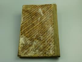 2796 Книга «Приговоров сельского схода Москвоской губернии на 189х год»