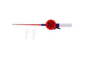 Удочка зимняя «Пирс», ПК55 - С со средней пенопластовой ручкой (АБС) СК