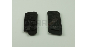 Накладки на рукоятку для пистолета ТТ [тт-43] Черный бакелит комплект склад