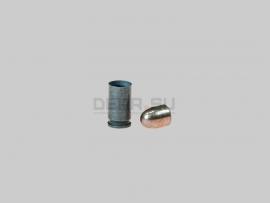2953 Комплект 9х17-мм (.380 Auto) пуля с декапсюлированной гильзой