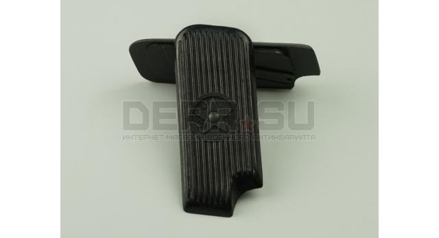 Накладки на рукоятку для пистолета ТТ [тт-112] Черный бакелит левая склад