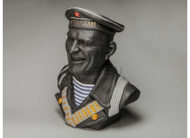 Бюст «Русский моряк»