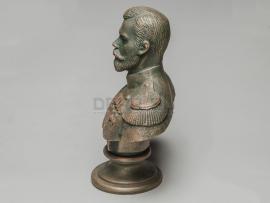 3203 Бюст «Император Всероссийский Николай II»