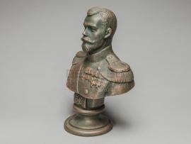 3206 Бюст «Император Всероссийский Николай II»