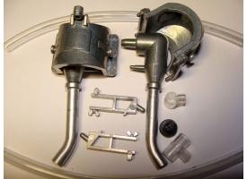 Металлические выхлопные трубы 1