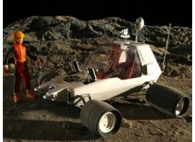Склеиваемая модель MPC 1/25 pace 1999: Alien &quotMoon Rover 1