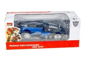 Р/У трансформер MZ Bugatti Veyron 2801P, робот зверь 1/14 1