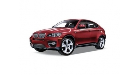 Машина Ideal 1:64 BMW X6 1