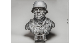 Бюст «Немецкий солдат с биноклем»