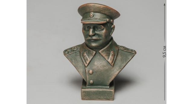 Бюст «Иосиф Сталин» / Малый [п-116]