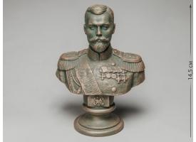 Бюст «Император Всероссийский Николай II»
