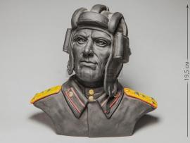 3314 Бюст «Советский полковник танковых войск»