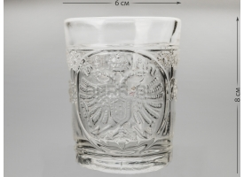 Памятный стакан в честь юбилея Кайзера Германии