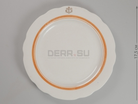 3354 Десертная тарелка ВМФ