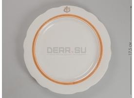 Десертная тарелка ВМФ