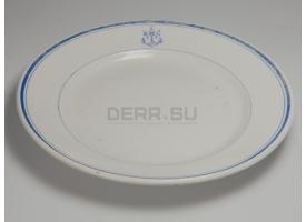 Тарелка для вторых блюд ВМС / Тип 1 [ф-25]