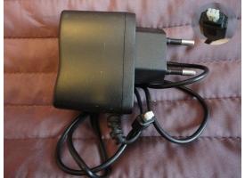 Зарядное устр-во 800mAh для микровертолетов, 220В