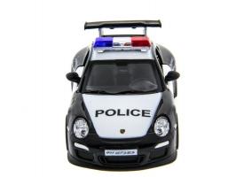 Машина Kinsmart 1:36 Porsche 911 GT3 RS (Police) в асс. инерция (1/12шт.) б/к 1