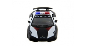 Машина Kinsmart 1:40 Lamborghini Police Sesto Elemento в асс. инерция (1/12шт.) б/к 2