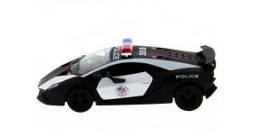 Машина Kinsmart 1:40 Lamborghini Police Sesto Elemento в асс. инерция (1/12шт.) б/к 8